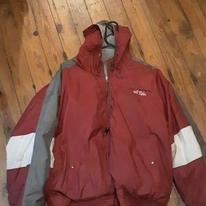 Extra large Alabama reversible jacket